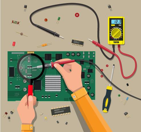 Electronics portal . Engineering clipart electronic engineering
