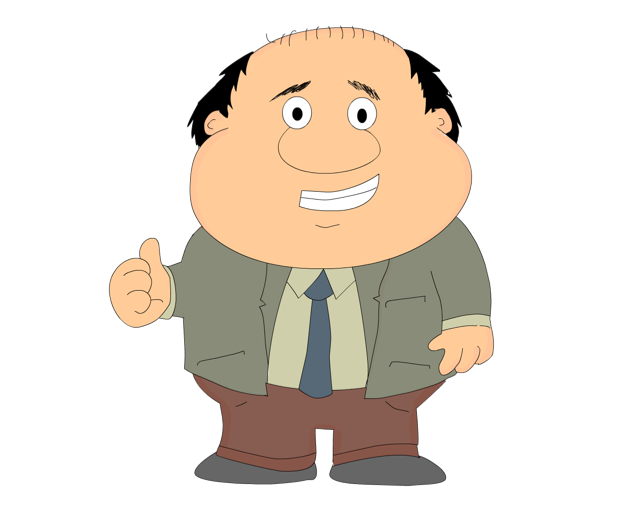 A network s journey. Engineer clipart engineering background