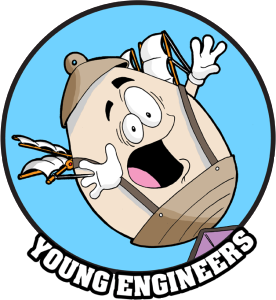 Engineer clipart engineering class. Young engineers and space