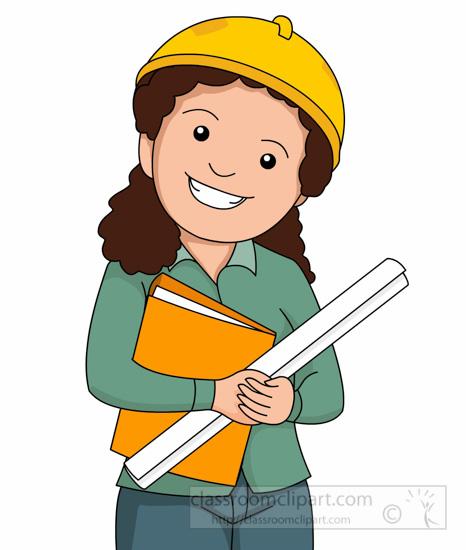 Engineer clipart female engineer.  clipartlook