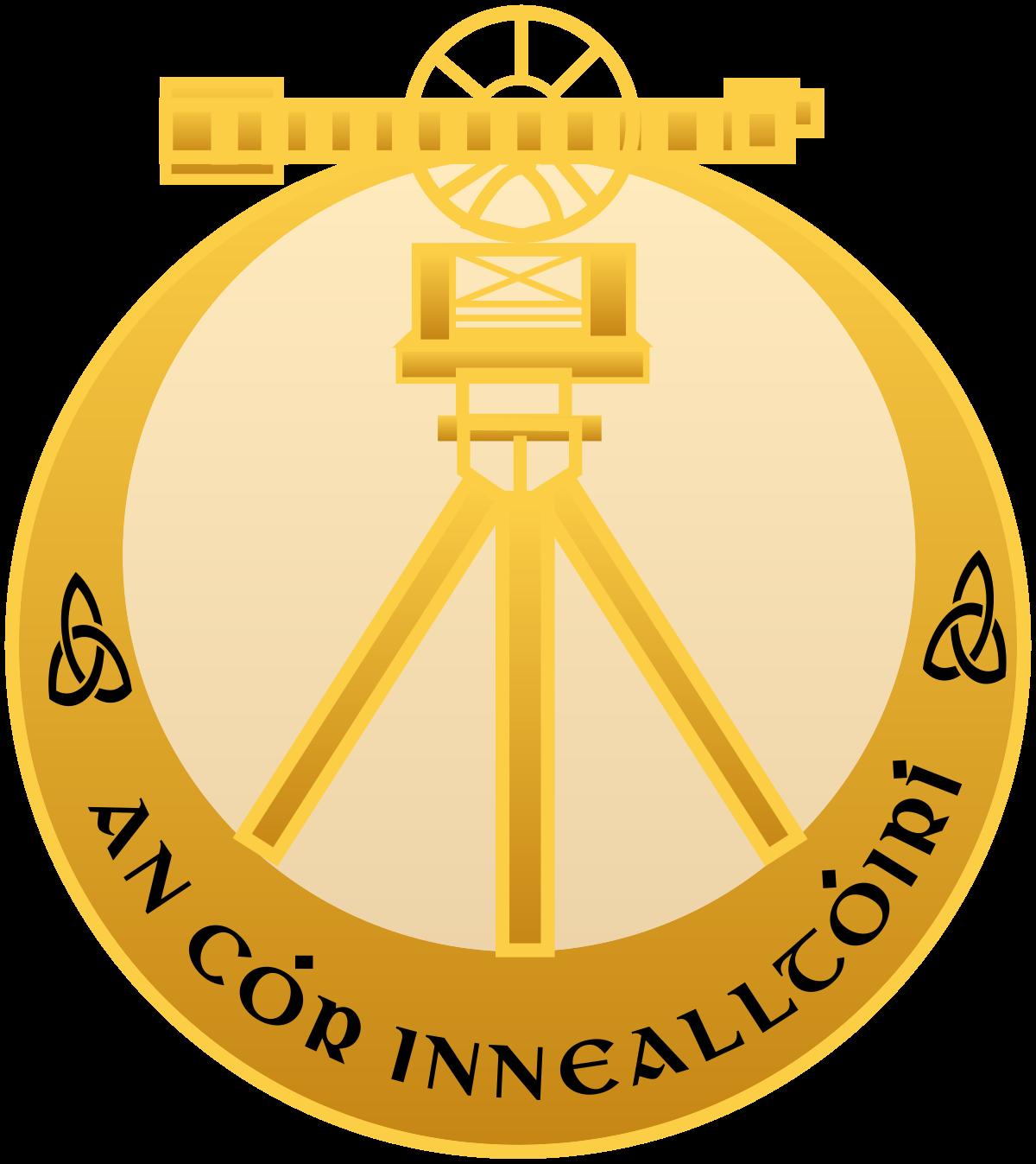 Engineer clipart group engineer. Corps of engineers ireland