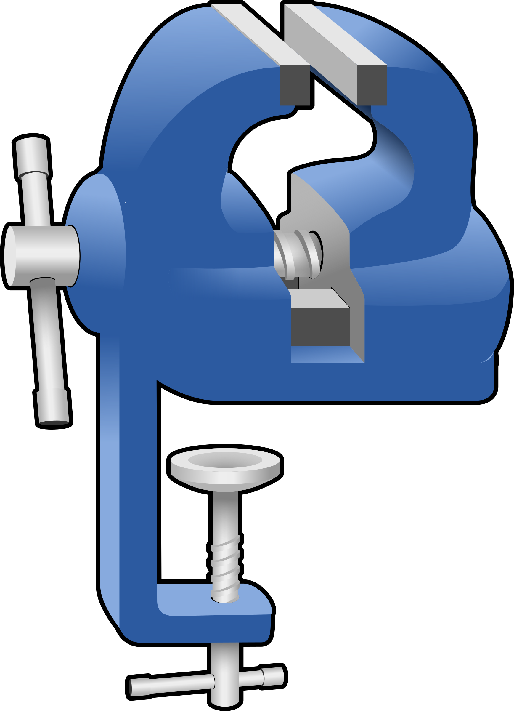 Engineer clipart icon. S vise icons png