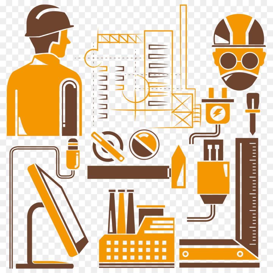 Engineering clipart industrial engineering. Engineer cartoon industry