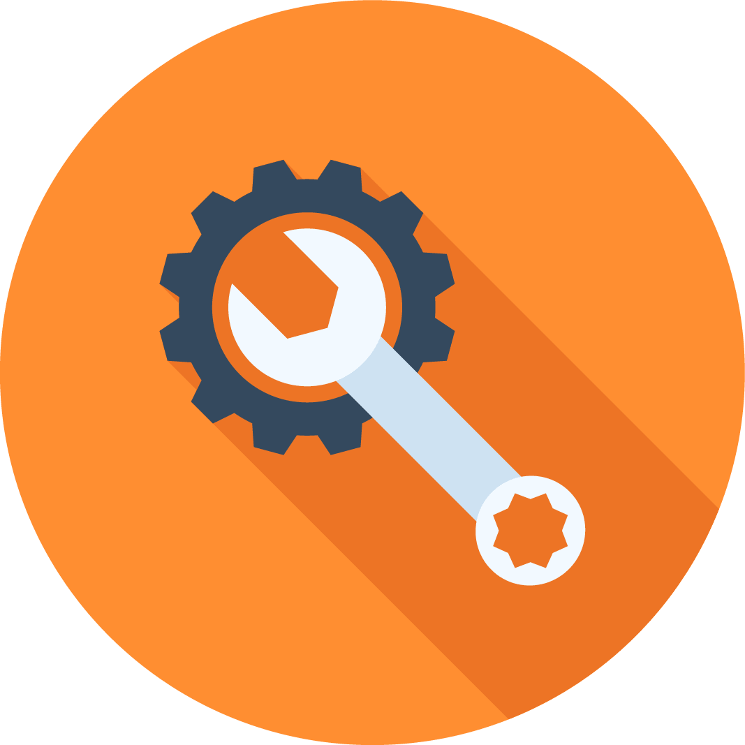 Industry clipart industrial engineering. Management technology wrench