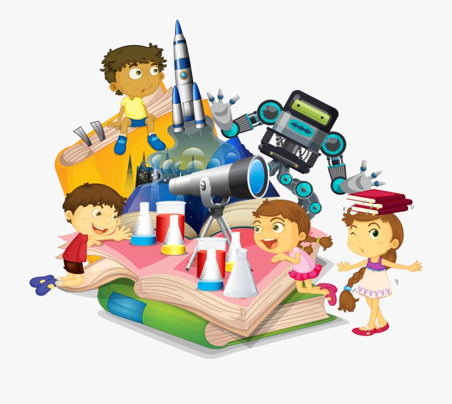 Kids free . Engineering clipart stem