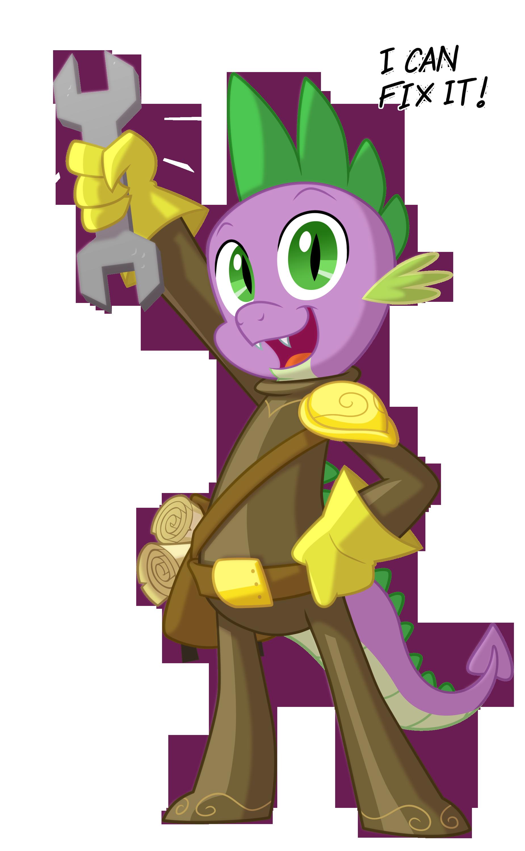 Trooper my pony friendship. Engineering clipart little engineer