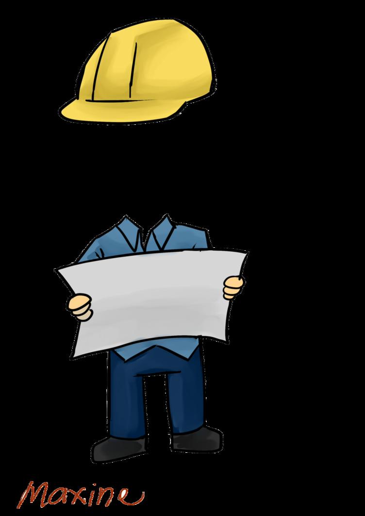 Engineering clipart maintenance engineer. Civil drawing clip art