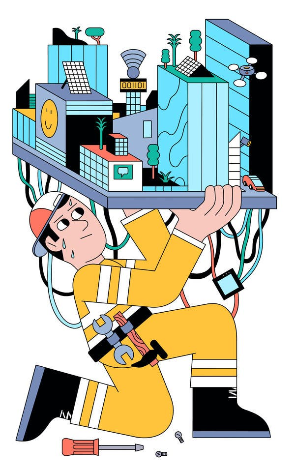 Opinion i m an. Engineer clipart municipal engineer
