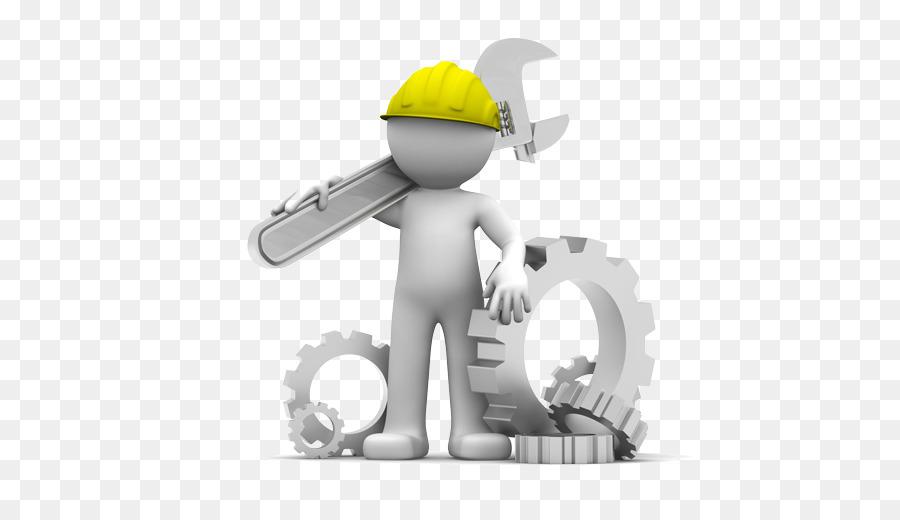Engineering clipart service engineer. Cartoon industry company