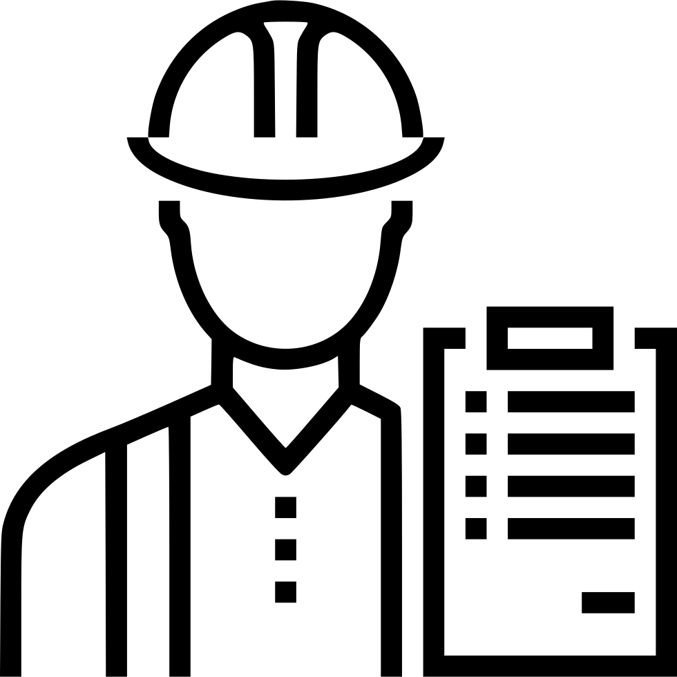 Engineering clipart project engineer. Svg png icon free