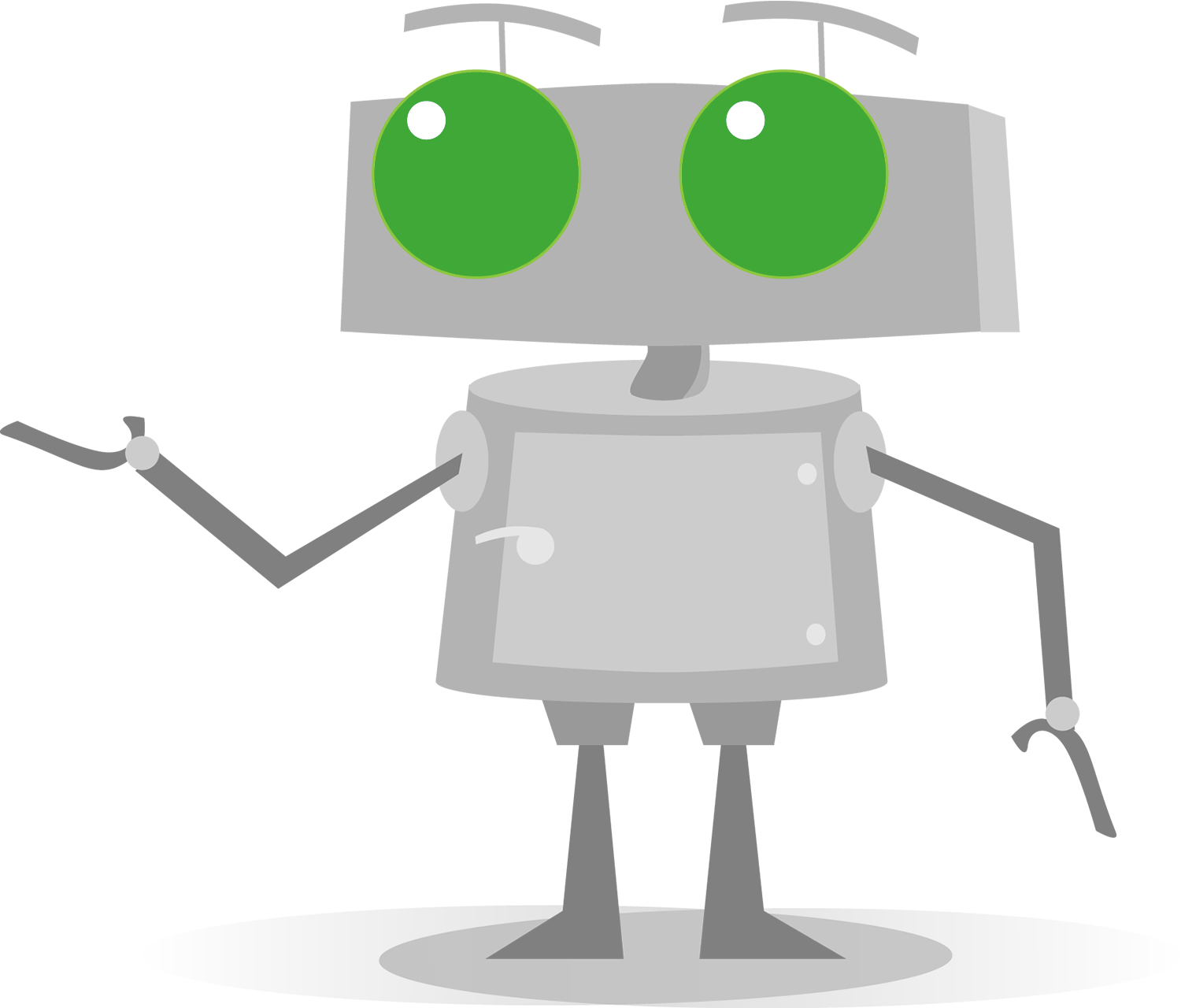 Creative engineering and robot. Legos clipart module