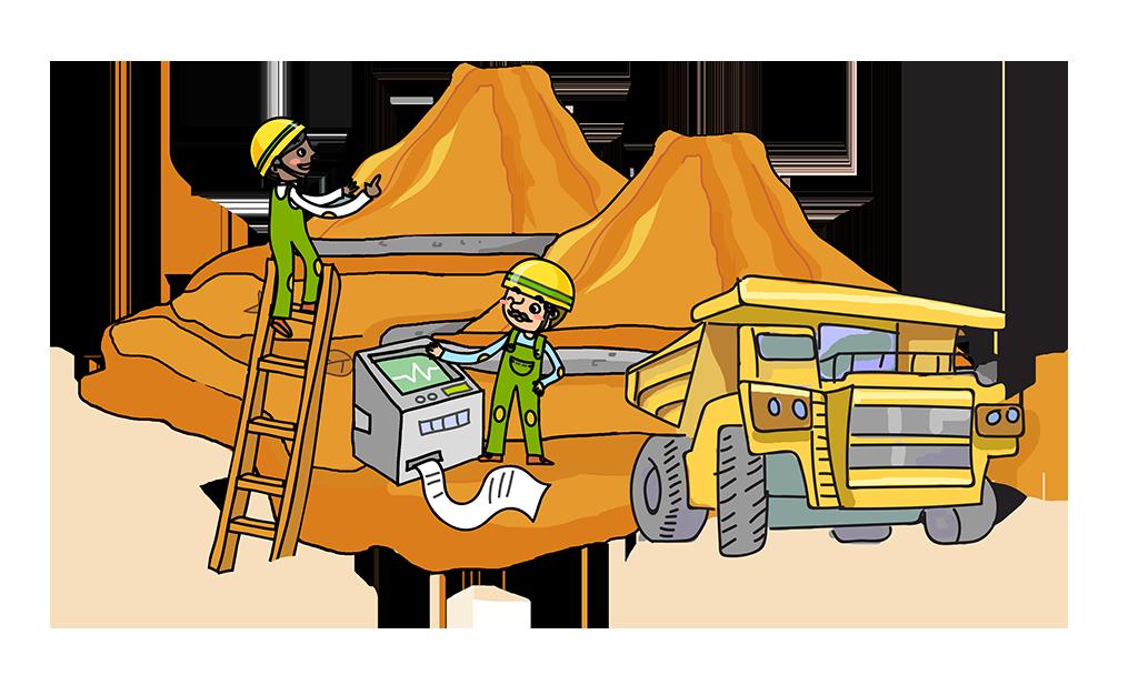 Engineer clipart safety engineer. Mining engineering explore