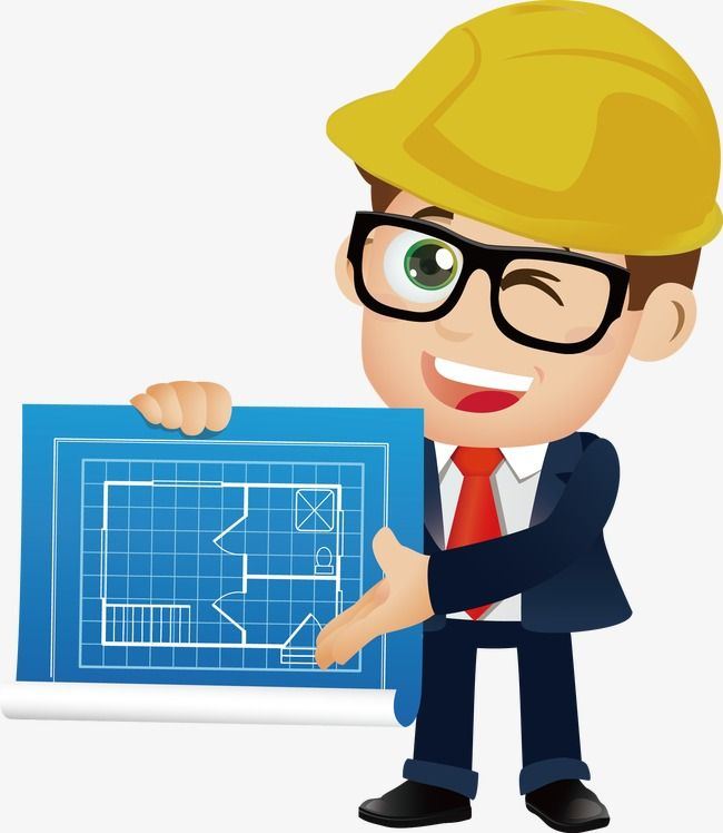 Construction worker png and. Engineer clipart safety engineer