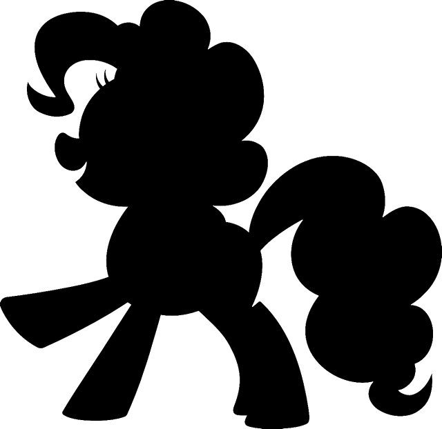 Pie clipart svg. Silhouette at getdrawings com