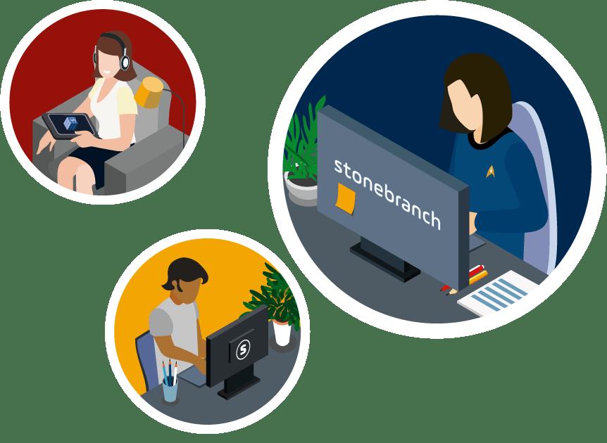 C developer stonebranch career. Engineer clipart software programmer
