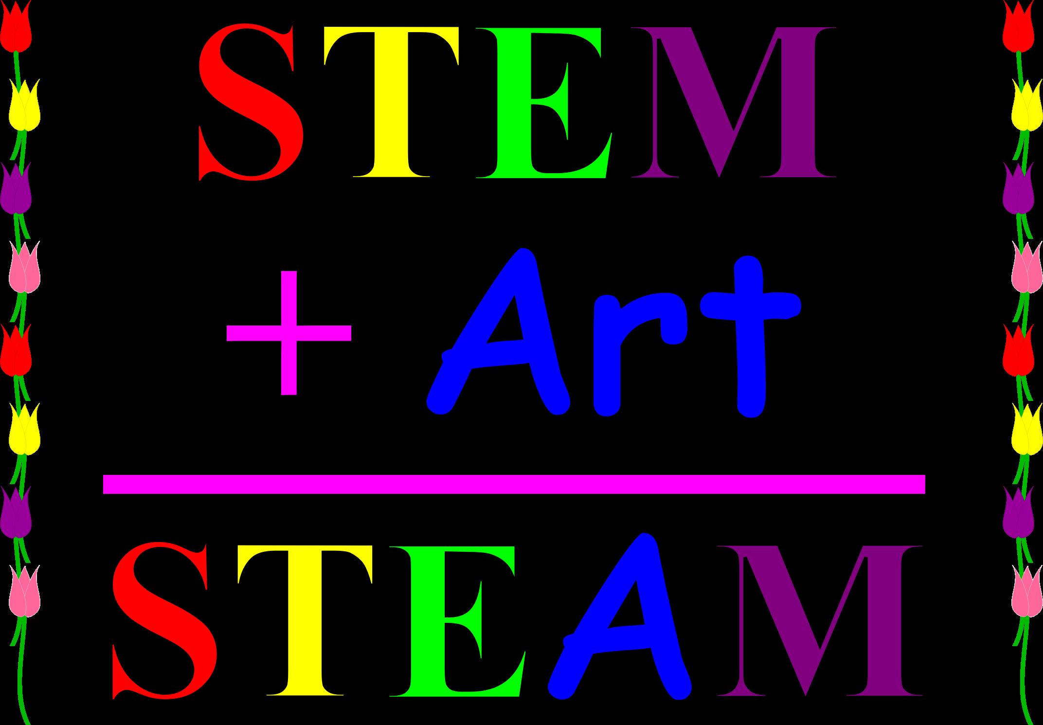 Art steam big image. Technology clipart stem