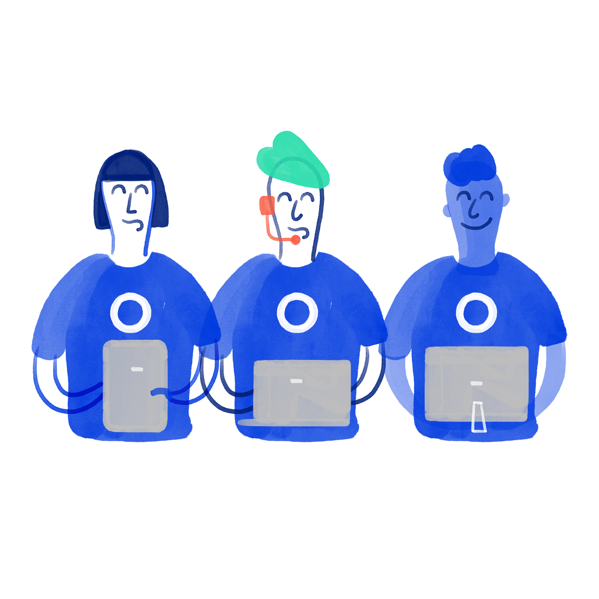 Engineer clipart techy. Machine learning virtual care