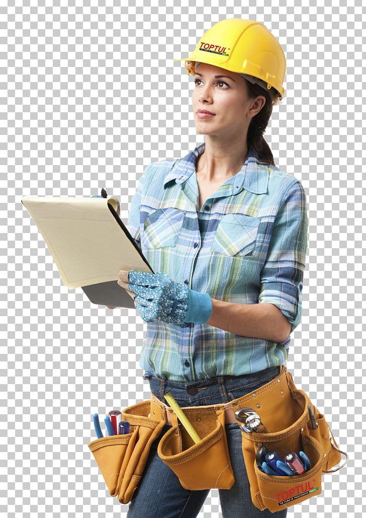 Architectural construction worker laborer. Engineering clipart builder