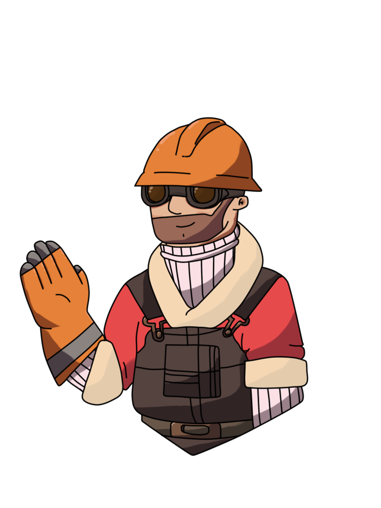 Tf the engineer by. Engineering clipart engineering tool