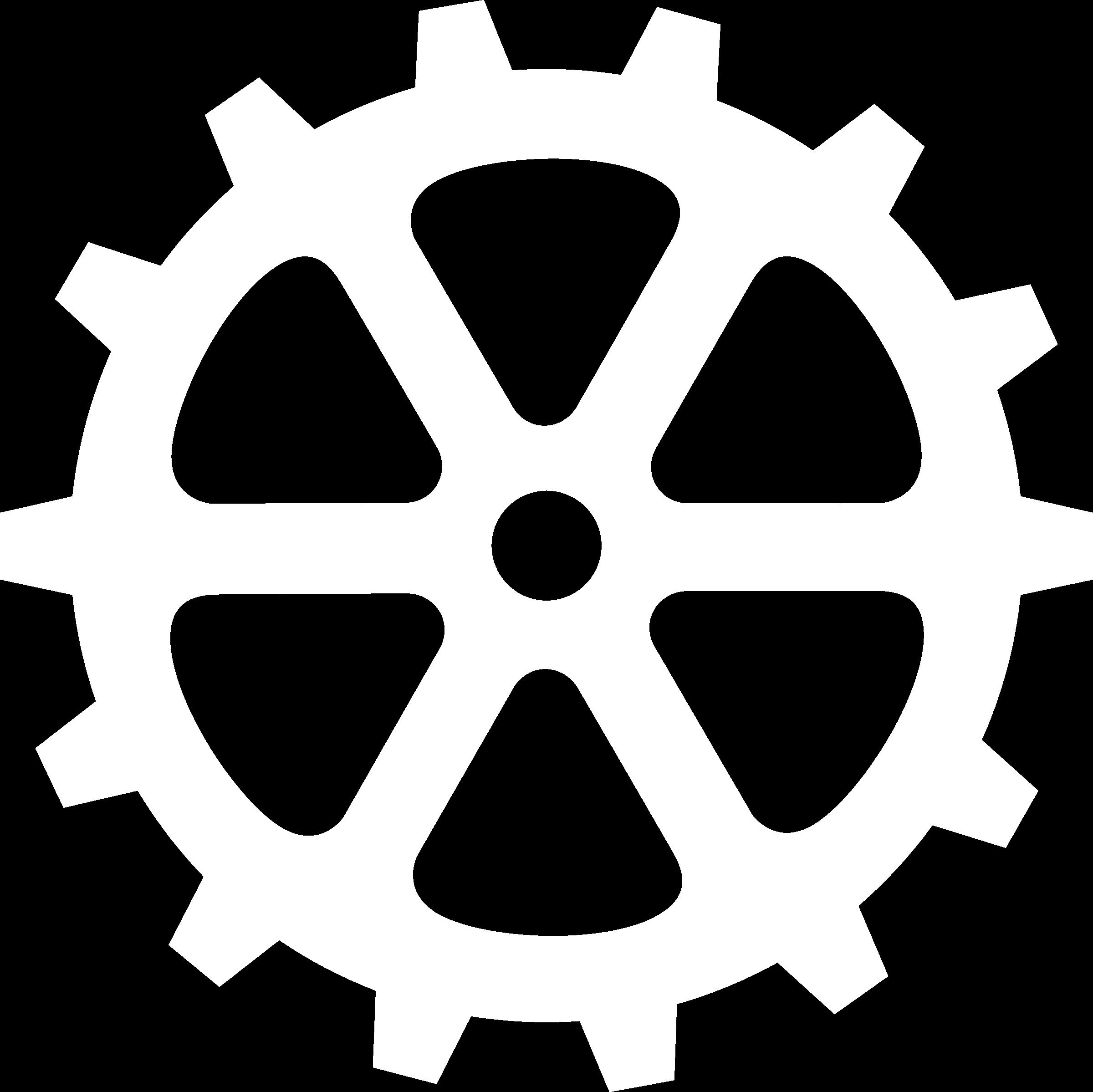 Gears gear outline