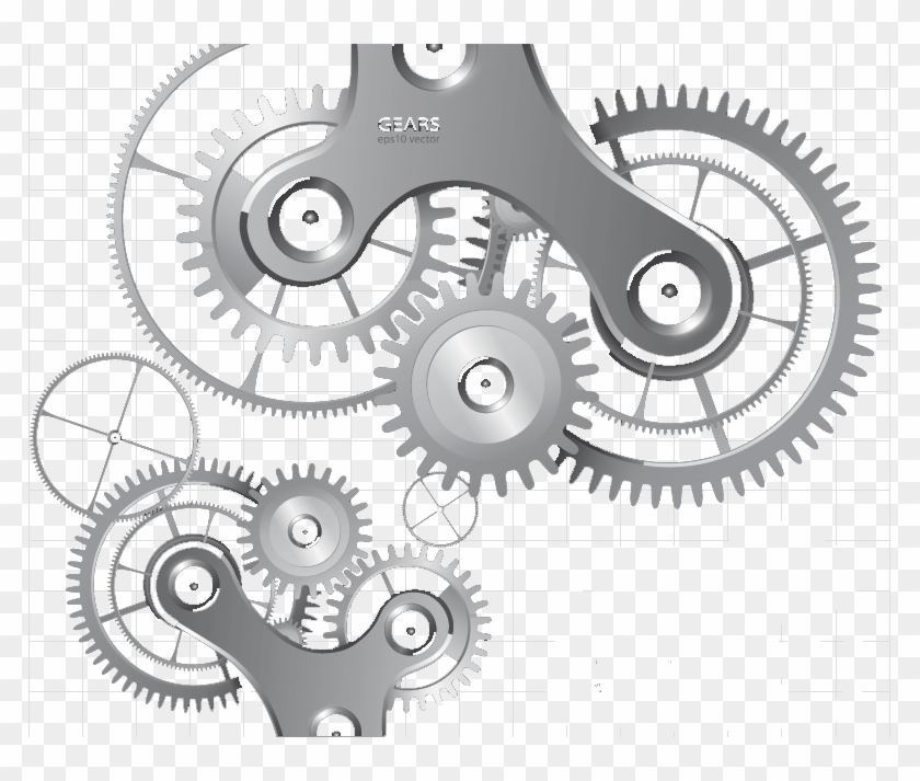 Gear clipart industrial engineering. Mechanical