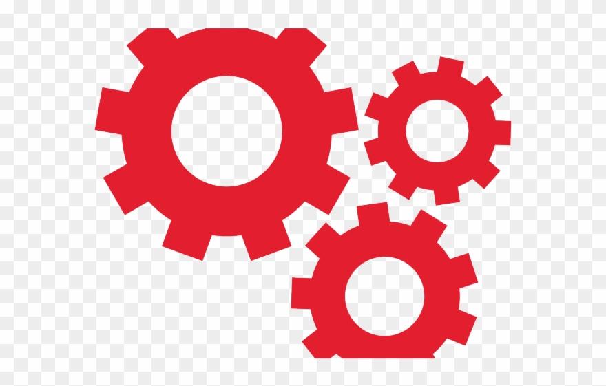 Gears work prc . Engineering clipart mechanical workshop