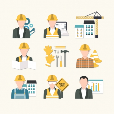 Project structural in beirut. Manager clipart sale engineer