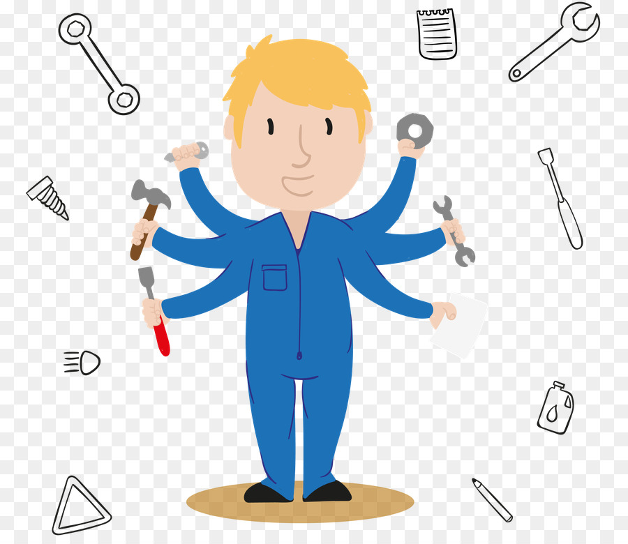Engineering clipart service engineer. Cartoon png download free