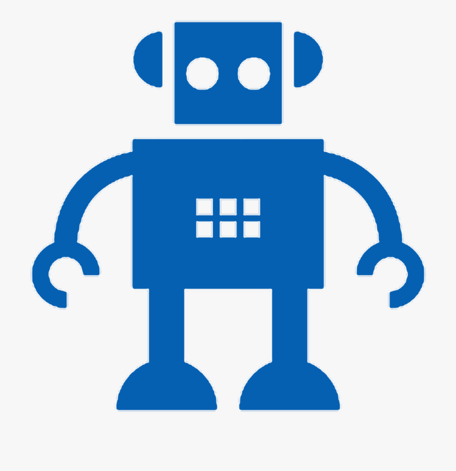 Engineering clipart stem lab. Font awesome robot icon