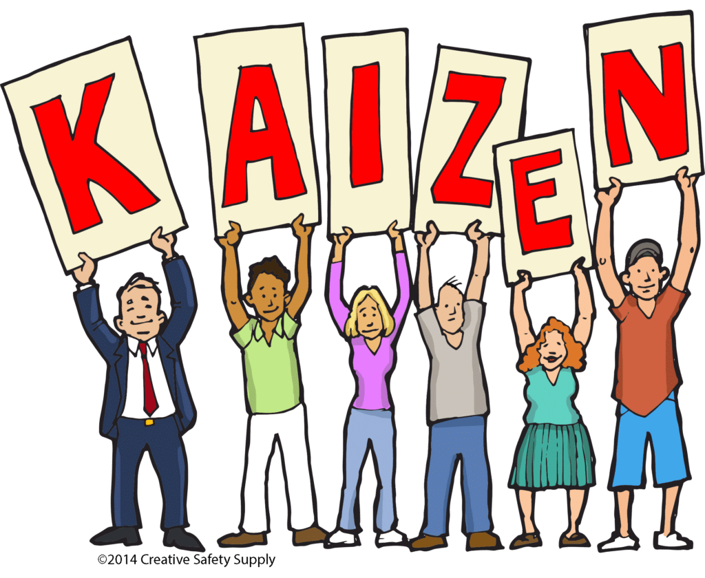 Engineering clipart workforce. Is kaizen really the