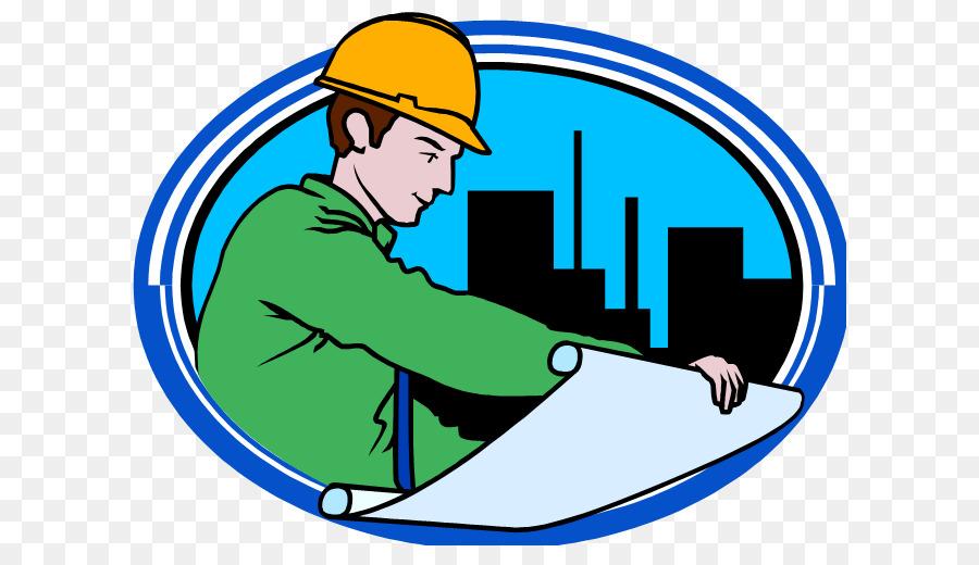 General contractor civil clip. Engineering clipart