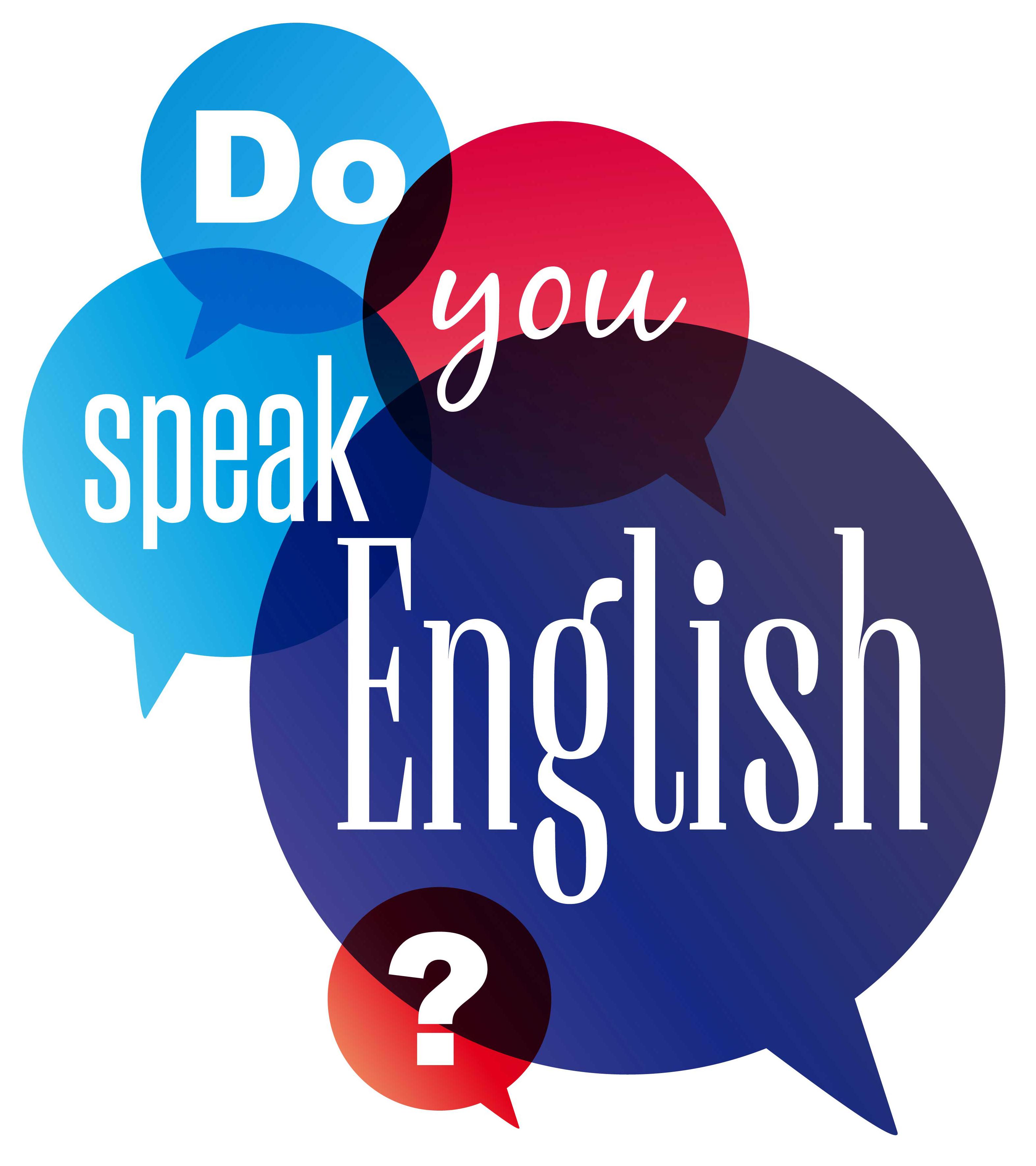 Bridge way world institute. English clipart appropriate language