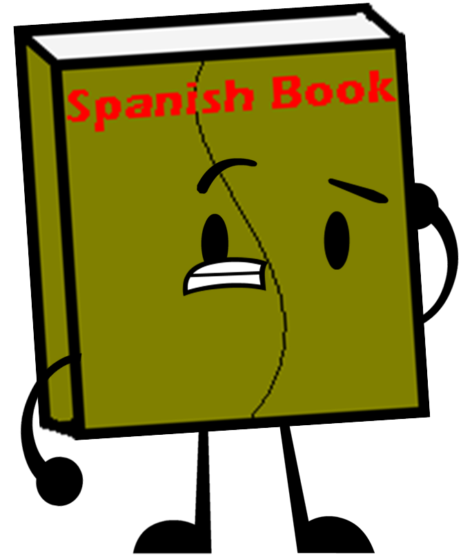 Image png battle for. English clipart book spanish