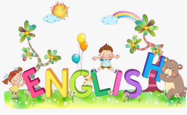English clipart cute. Learning learn cartoon illustration