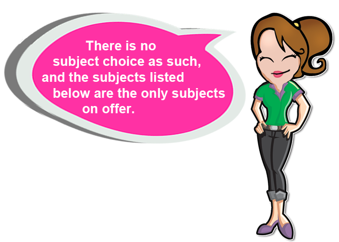 Subjects cyber school group. Textbook clipart schooling