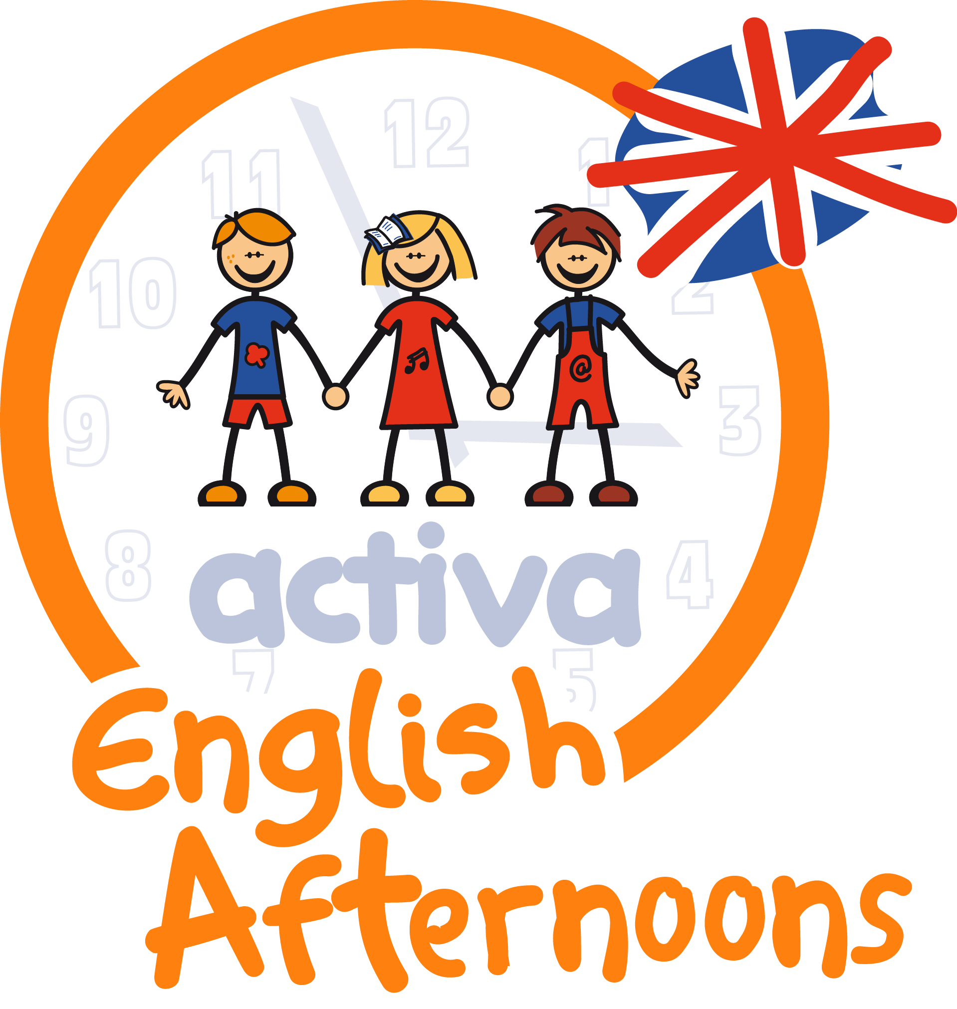Activa holidays its time. English clipart english camp