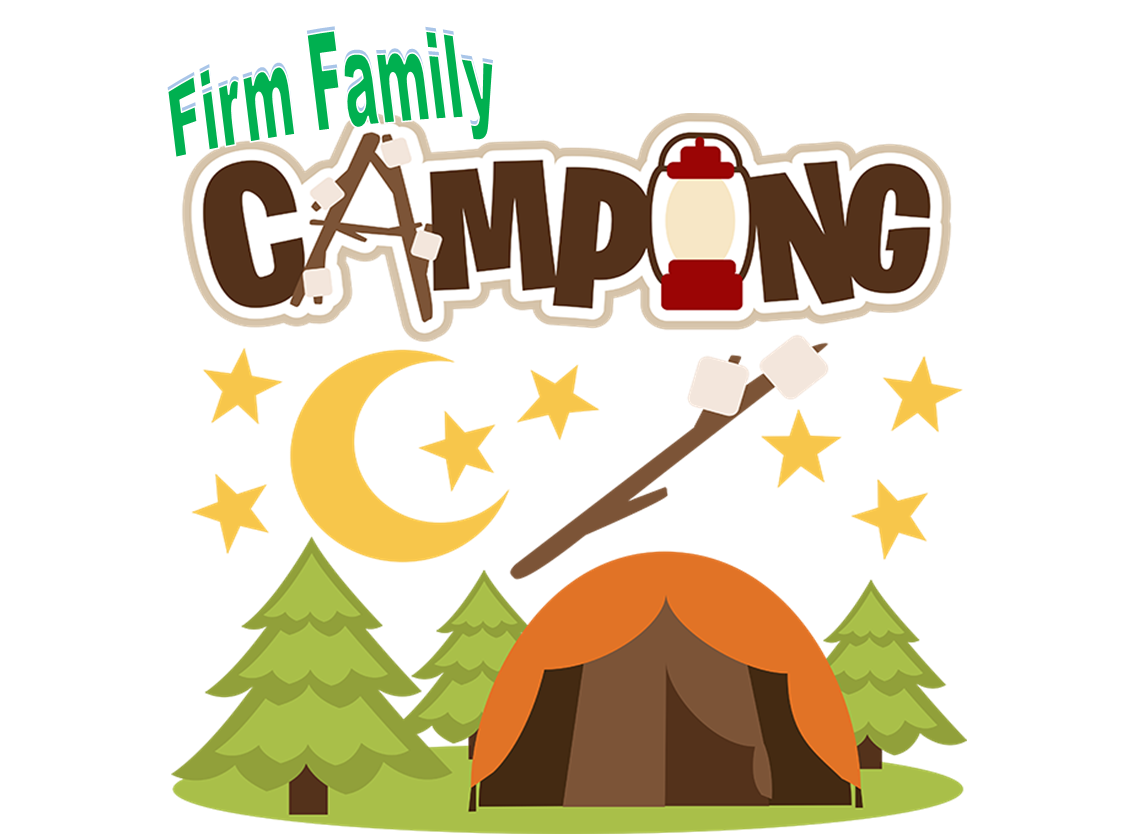 English clipart english camp. Camping campsite campervans tent