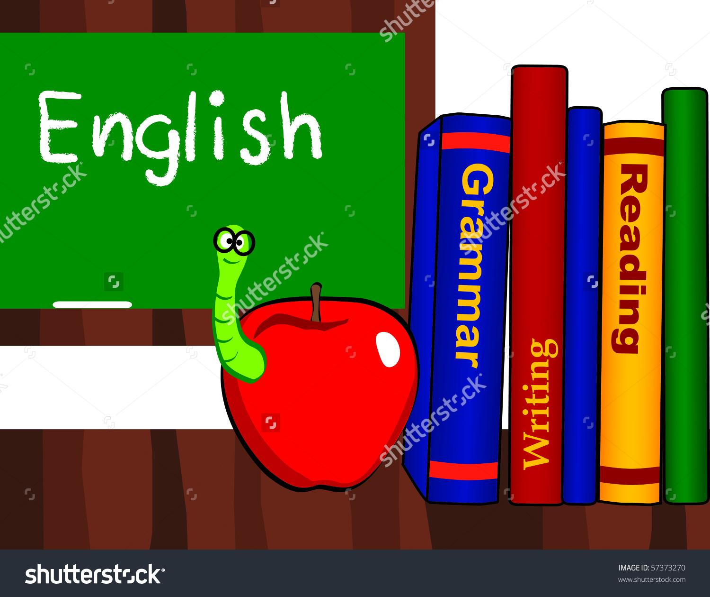 English clipart english class.  clipartlook