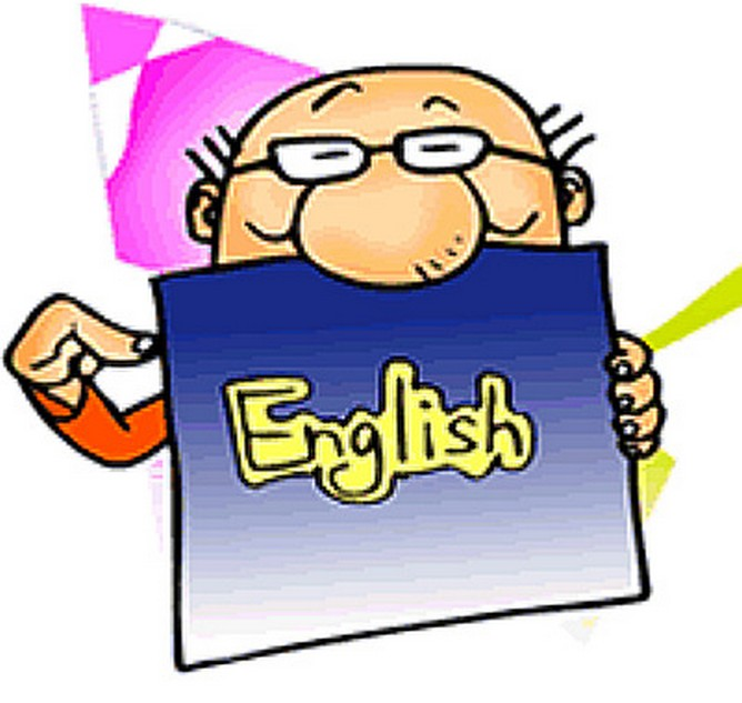 Class cliparts and others. English clipart english exam