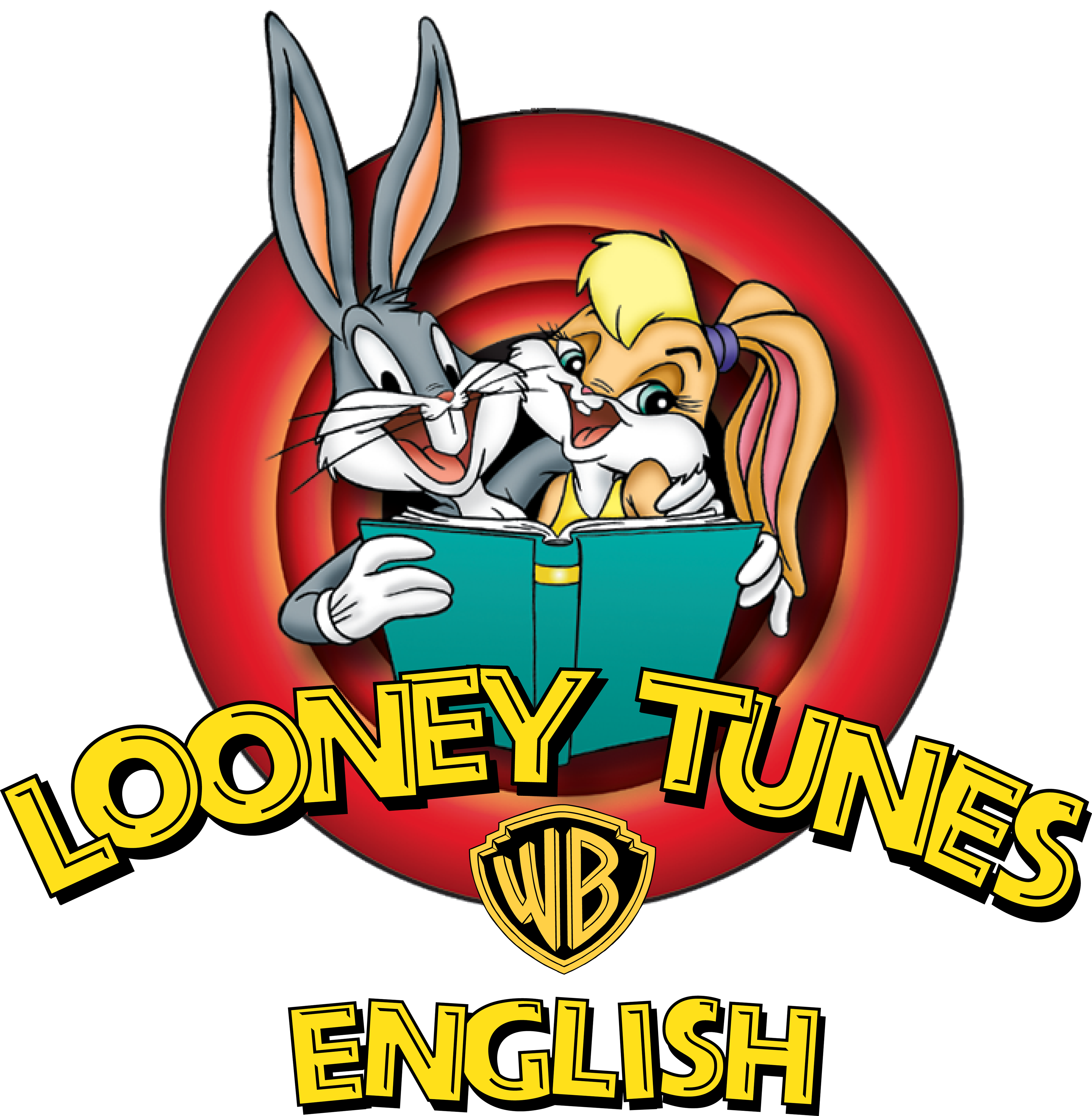 English clipart english portfolio. Demonico design looney tunes