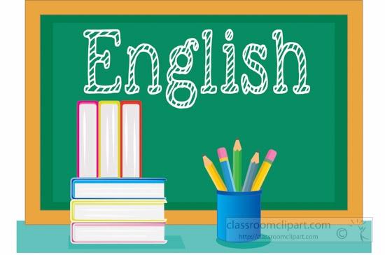 Class clip art download. English clipart enlgish