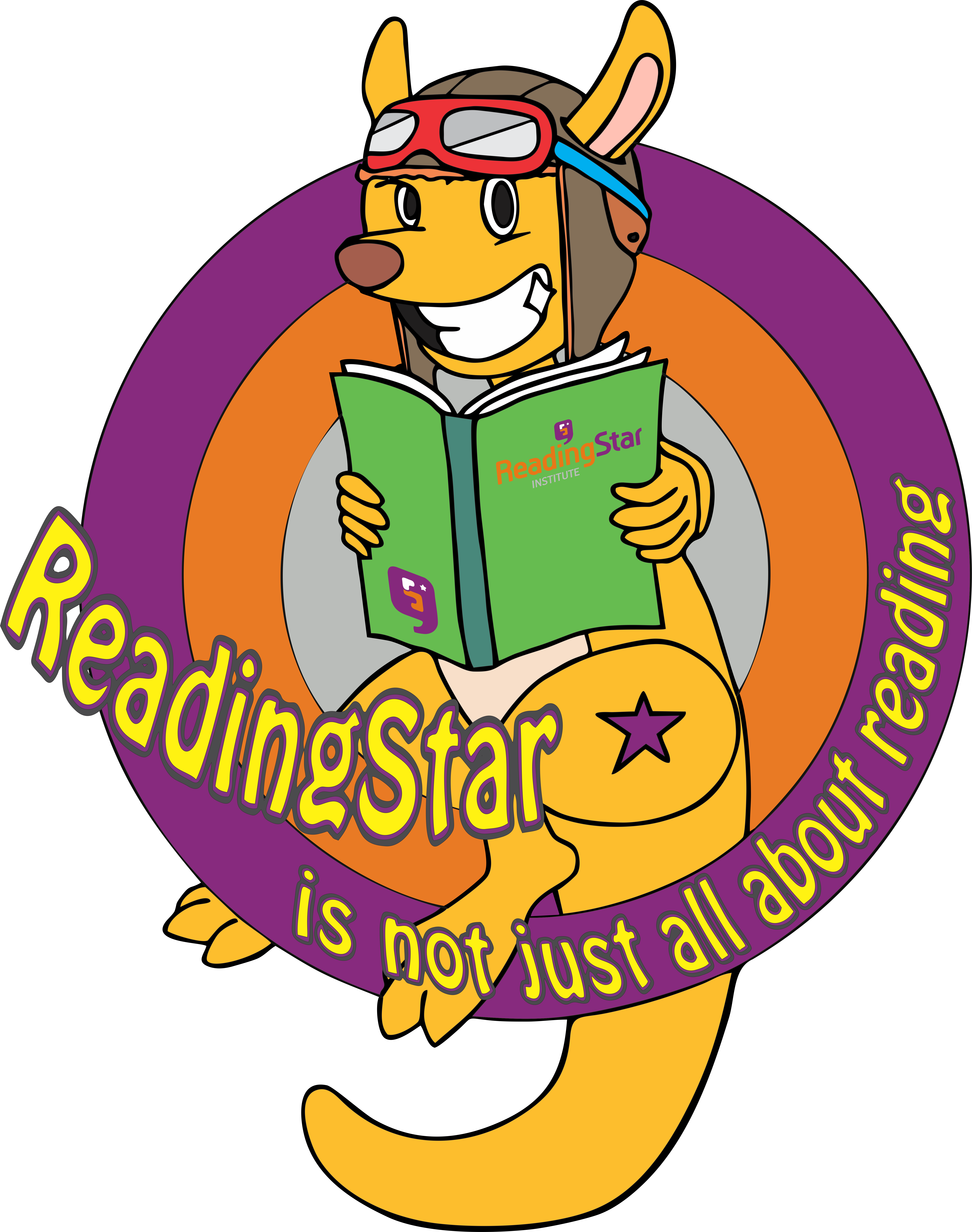Readingstar the right start. English clipart extensive reading