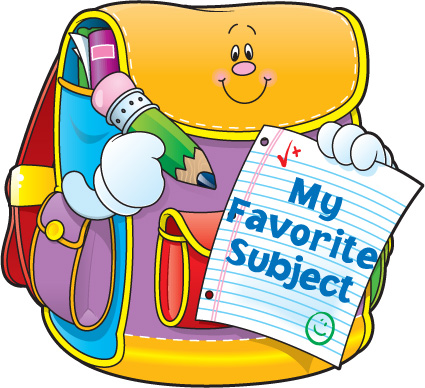 English clipart favorite subject. Images free download best