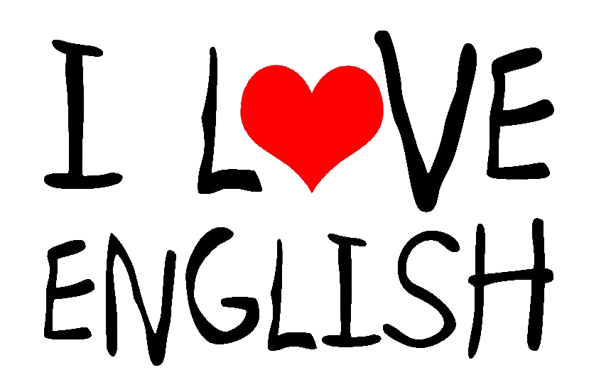 Esol with us for. English clipart love english