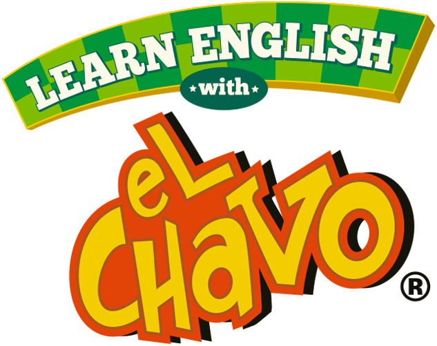 English clipart practice english. Learn with el chavo
