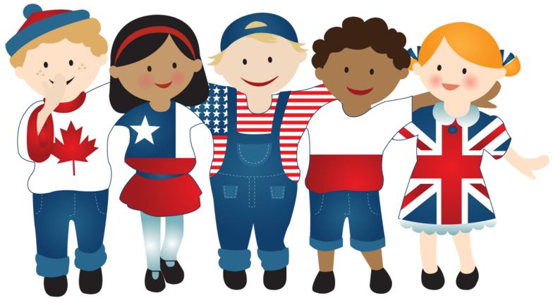 Learning blog in. English clipart practice english
