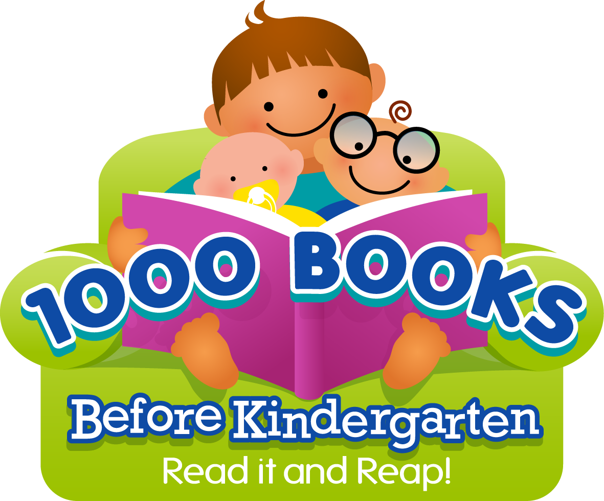 English clipart reading challenge. Early literacy kindergarten books