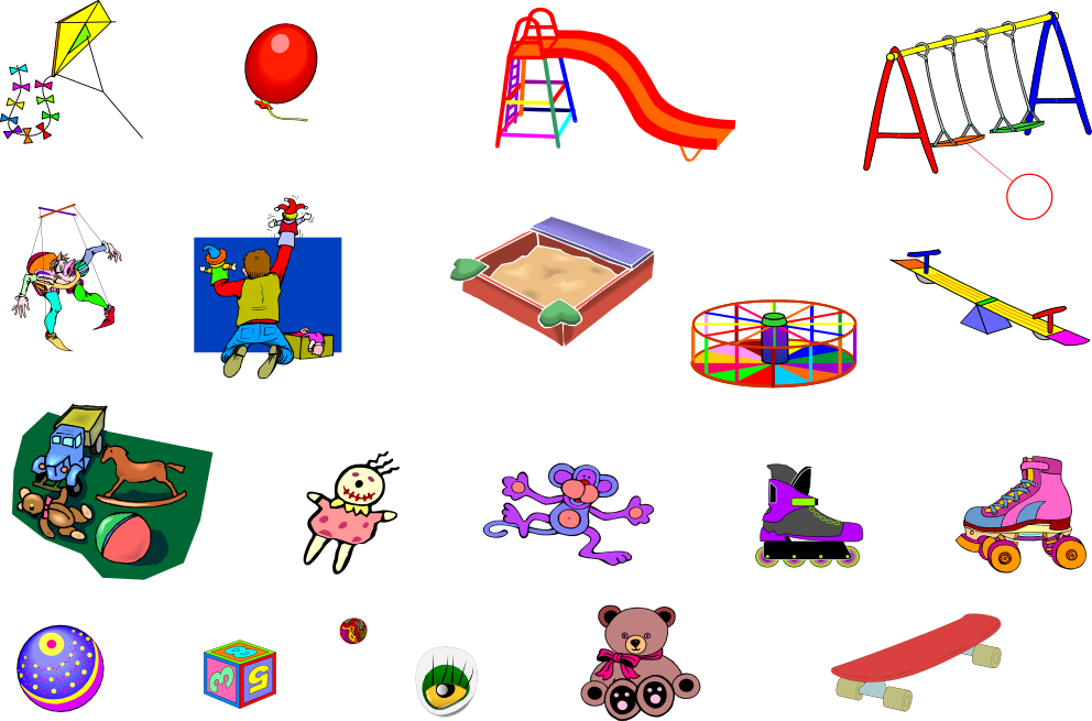 Kids vocabulary pictures and. English clipart spelling grammar