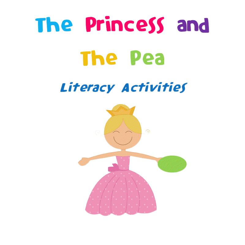 Fairytale clipart traditional tale. The princess and pea