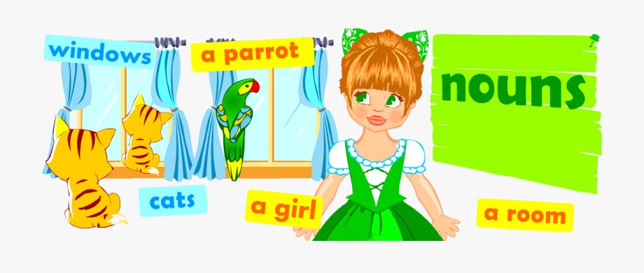 Plurals esl kids cliparts. English clipart study material